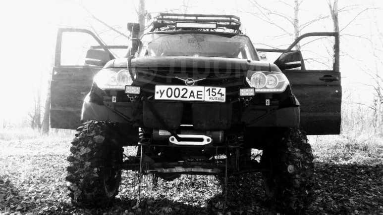УАЗ Пикап, 2015 год, 550 000 руб.