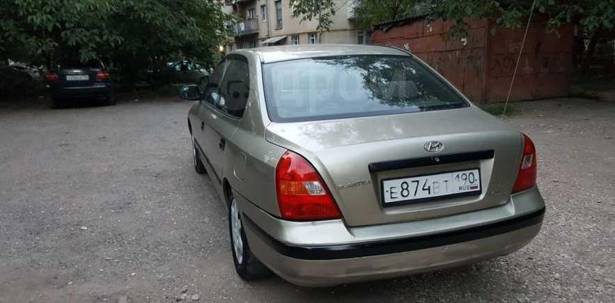 Hyundai Elantra, 2003 год, 159 000 руб.