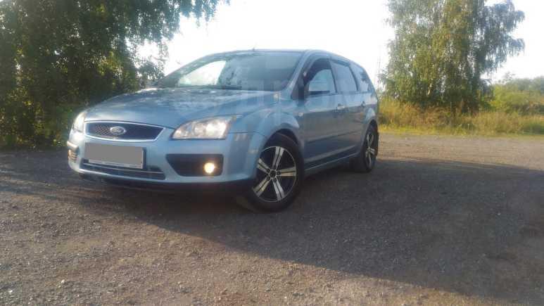 Ford Focus, 2007 год, 238 000 руб.