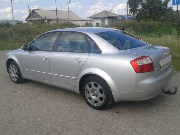 Audi A4, 2004 год, 320 000 руб.