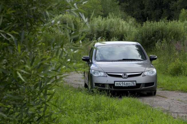 Honda Civic, 2007 год, 389 000 руб.