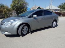 Анапа Avensis 2009