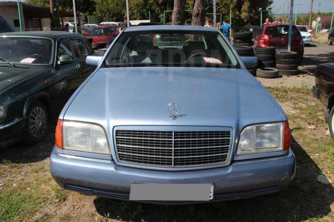 Mercedes-Benz S-Class, 1991 год, 415 000 руб.