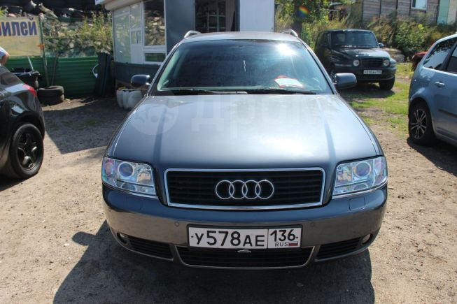 Audi A6, 2003 год, 337 000 руб.
