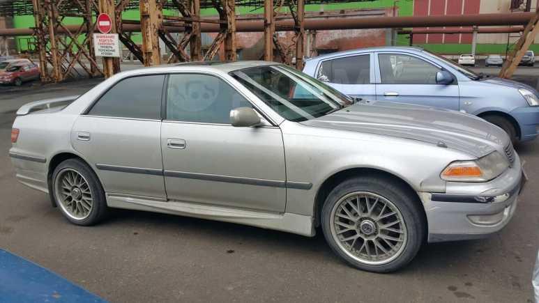Toyota Mark II, 1996 год, 165 000 руб.