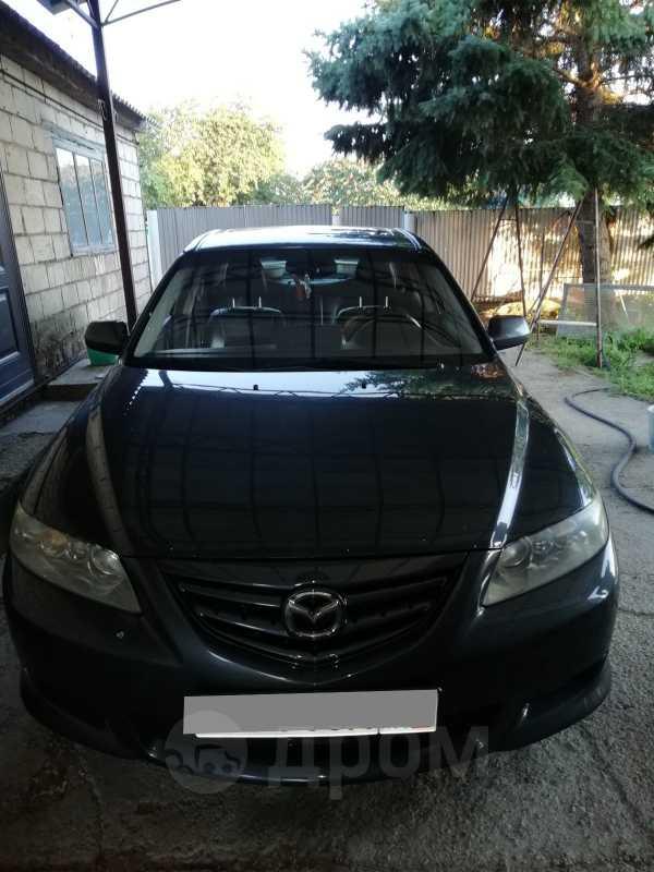 Mazda Mazda6, 2003 год, 290 000 руб.