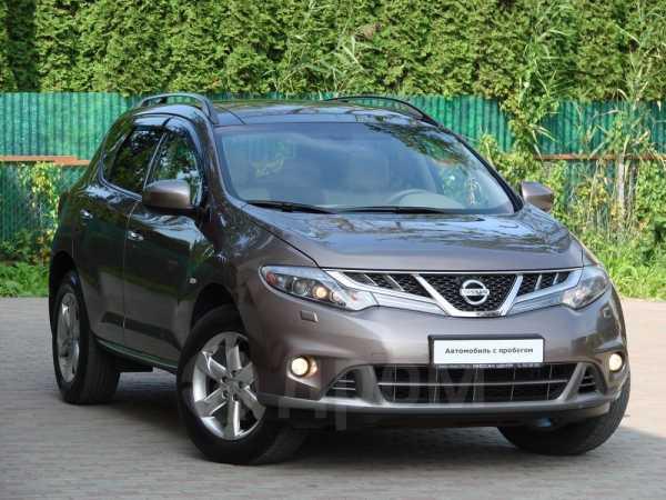 Nissan Murano, 2012 год, 1 098 000 руб.