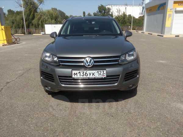 Volkswagen Touareg, 2011 год, 1 220 000 руб.