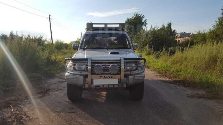 Mitsubishi Pajero, 1996 год, 555 000 руб.