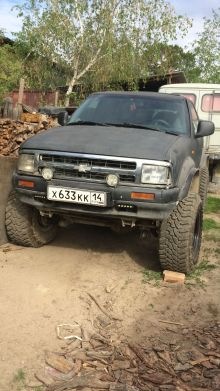 Якутск Blazer 1997