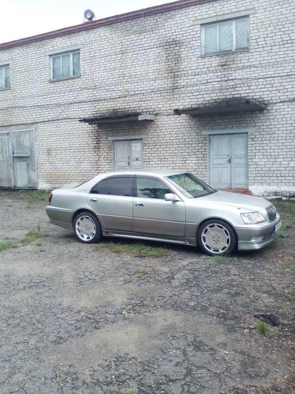 Toyota Crown Majesta, 2000 год, 600 000 руб.