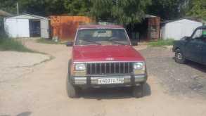Москва Cherokee 1988