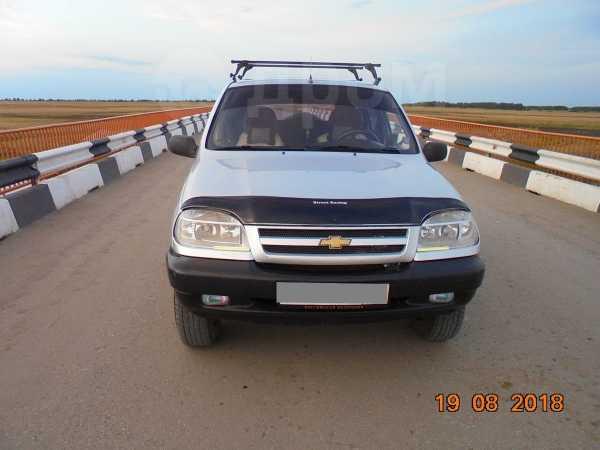 Chevrolet Niva, 2003 год, 265 000 руб.