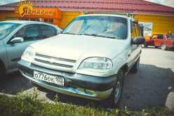 Белорецк Niva 2004