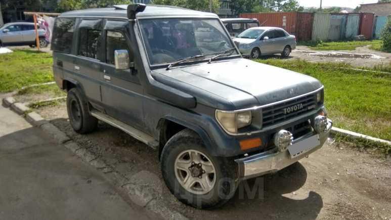 Toyota Land Cruiser Prado, 1991 год, 435 000 руб.