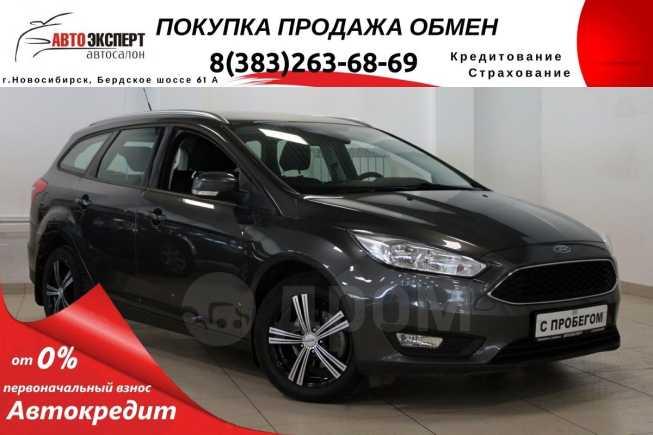 Ford Focus, 2017 год, 849 000 руб.