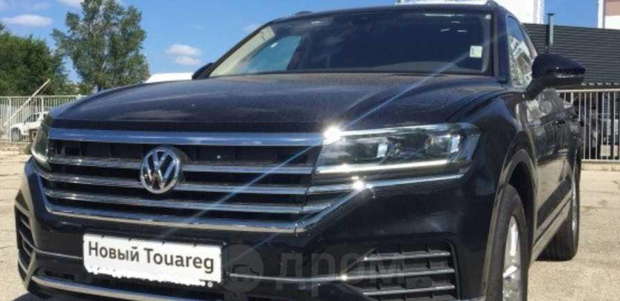 Volkswagen Touareg, 2018 год, 4 080 000 руб.