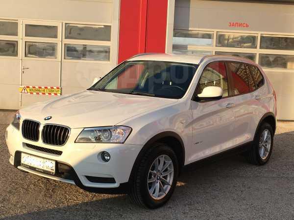 BMW X3, 2013 год, 1 205 000 руб.