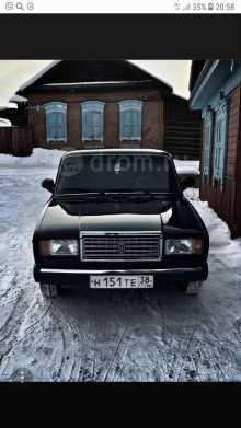 ВАЗ (Лада) 2107, 2009 г., Иркутск
