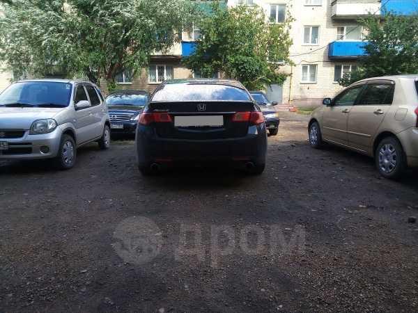 Honda Accord, 2011 год, 940 000 руб.