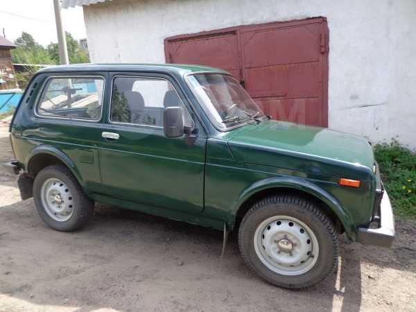 Лада 4x4 2121 Нива, 1999 год, 170 000 руб.