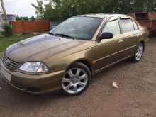 Уфа Avensis 2001