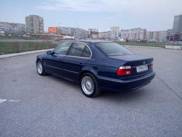 BMW 5-Series, 1999 год, 600 000 руб.