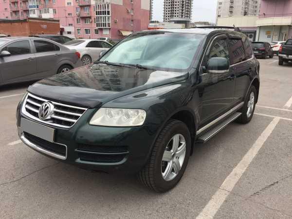 Volkswagen Touareg, 2005 год, 595 000 руб.