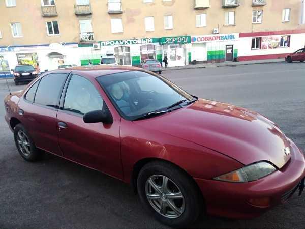 Chevrolet Cavalier, 1996 год, 70 000 руб.