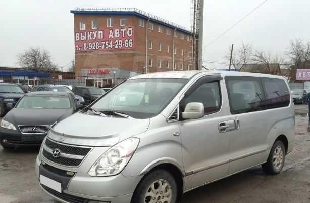 Hyundai H1, 2008 год, 790 000 руб.