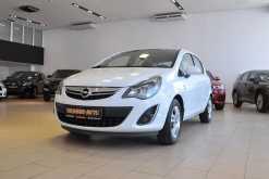 Липецк Opel Corsa 2013