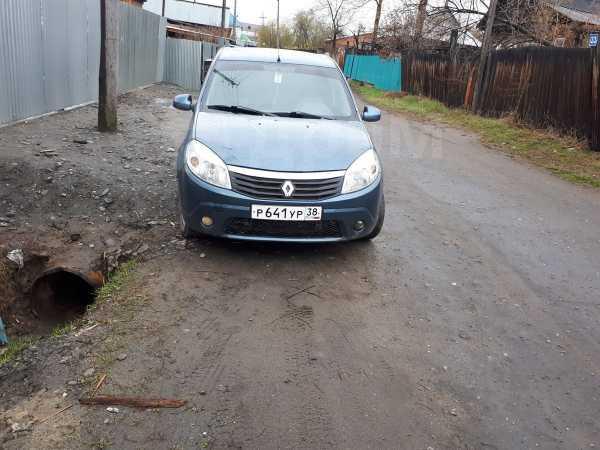Renault Sandero, 2012 год, 320 000 руб.