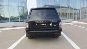 Иваново Range Rover 2010