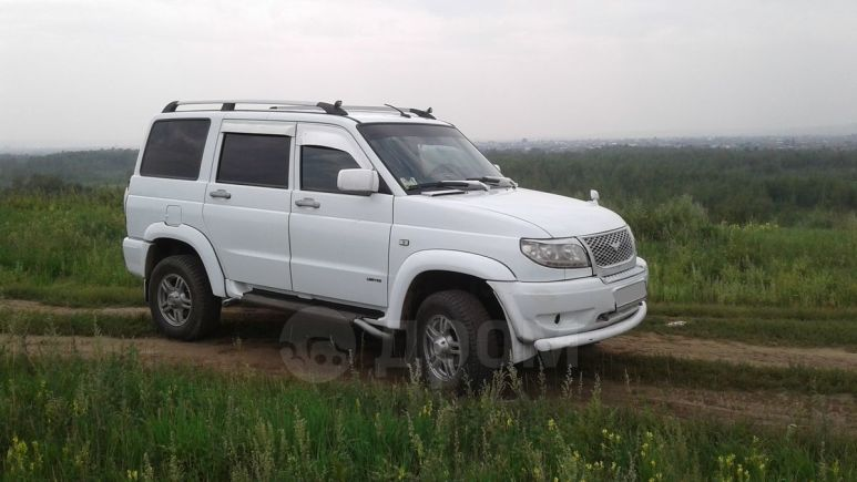 УАЗ Патриот, 2014 год, 600 000 руб.