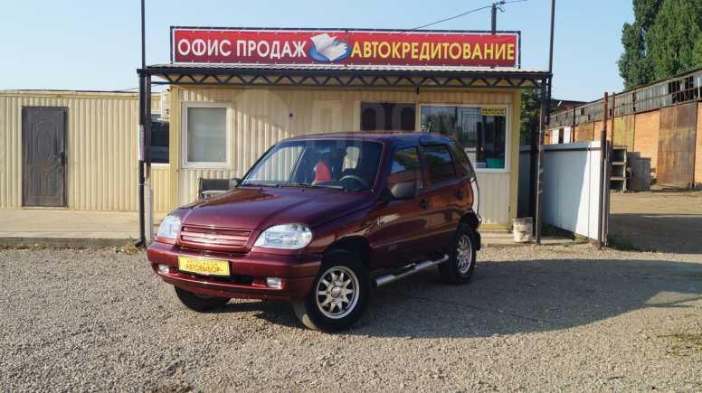 Chevrolet Niva, 2004 год, 188 000 руб.