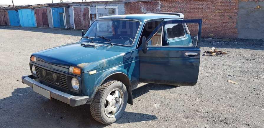 Лада 4x4 2121 Нива, 1998 год, 150 000 руб.