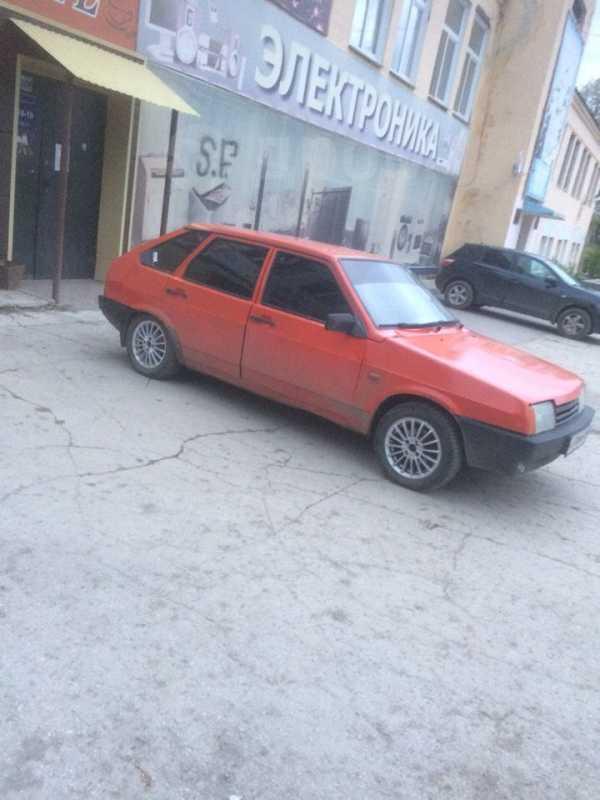 Лада 2109, 1992 год, 38 000 руб.