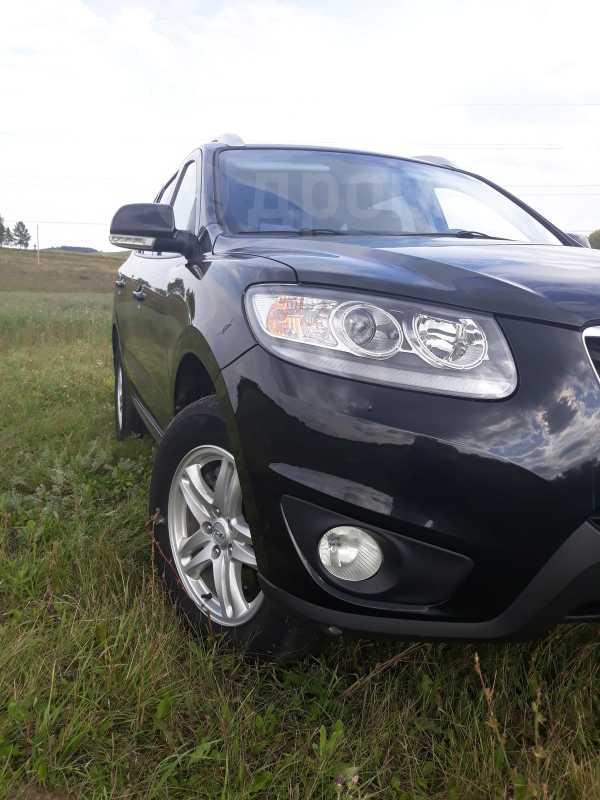 Hyundai Santa Fe, 2010 год, 720 000 руб.