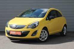 Москва Opel Corsa 2013