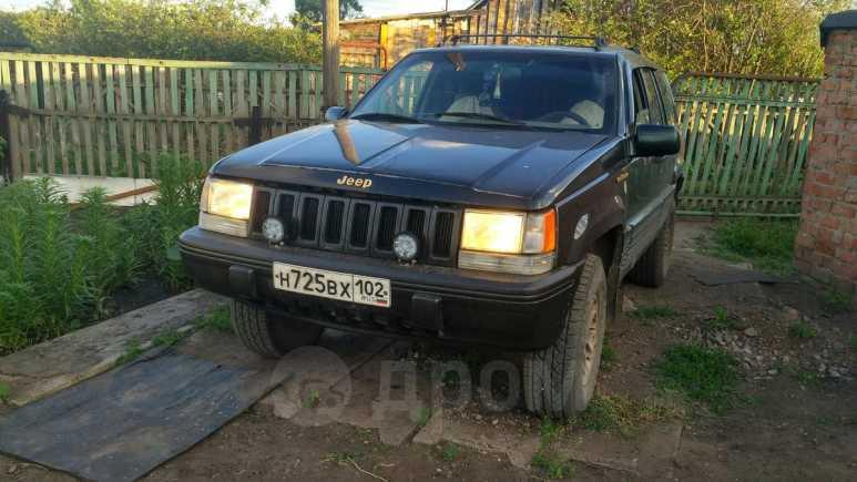 Jeep Grand Cherokee, 1993 год, 200 000 руб.