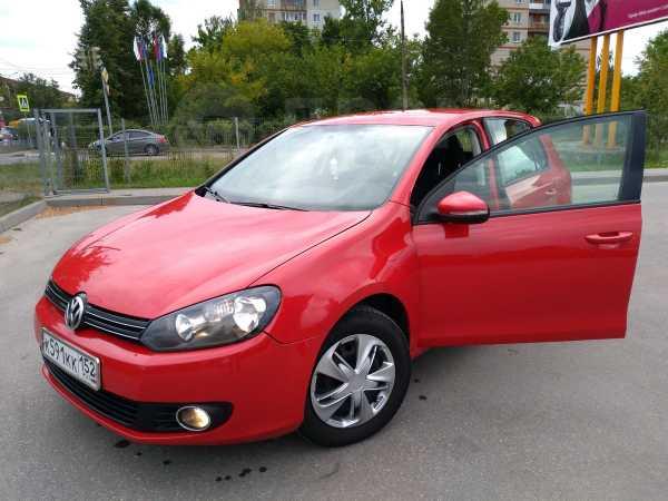 Volkswagen Golf, 2012 год, 519 000 руб.