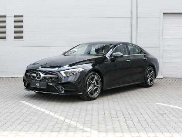 Mercedes-Benz CLS-Class, 2018 год, 5 546 542 руб.
