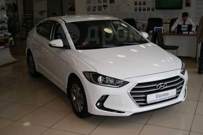 Hyundai Elantra, 2018 год, 1 115 000 руб.