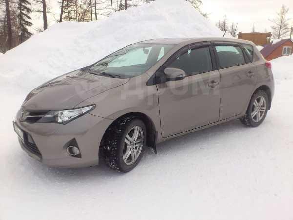 Toyota Auris, 2013 год, 750 000 руб.