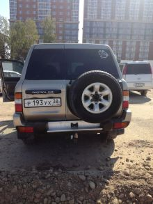 Иркутск Patrol 2000