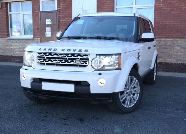 Land Rover Discovery, 2010 год, 1 125 000 руб.