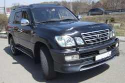 Хабаровск LX470 2004