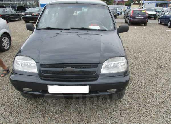 Chevrolet Niva, 2007 год, 380 000 руб.
