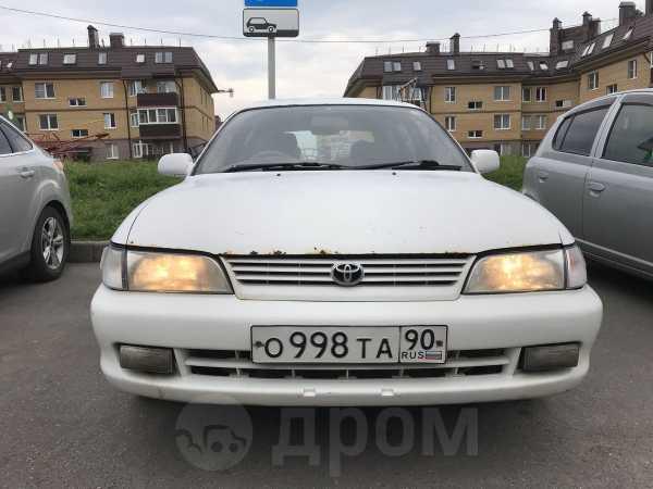 Toyota Corolla, 1998 год, 117 000 руб.