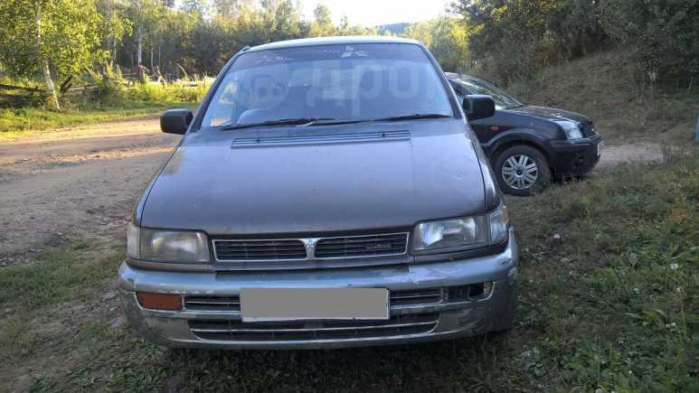 Mitsubishi Chariot, 1992 год, 90 000 руб.